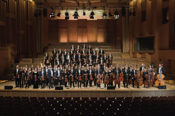 Das Rundfunk-Sinfonieorchester Berlin (RSB) © Simon Pauly